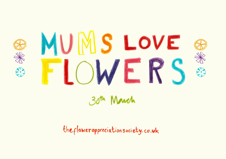 mums love flowers